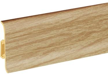 Põrandaliist PVC premium MAT072 22x59mm 2,5m