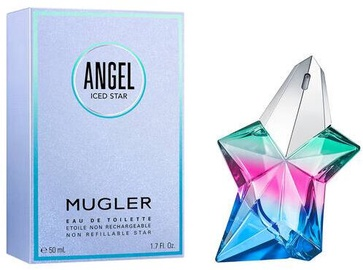 Tualettvesi Thierry Mugler Angel Iced Star EDT, 50 ml
