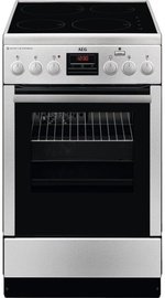 AEG Electric Stove CIB56470BX