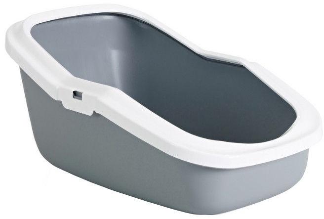Kačių tualetas Savic Aseo 00204, atviras, 560x390x275 mm