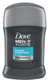 Dove Men + Care Clean Comfort 48h Anti Perspirant Stick 50ml