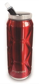 Kamille Thermo Can 500ml Red KM2208