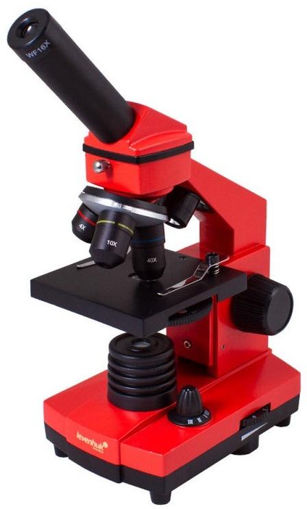 Levenhuk Rainbow 2L PLUS Orange Microscope