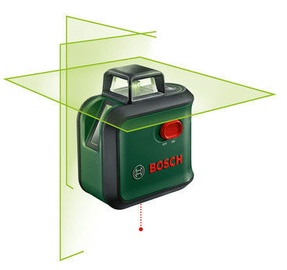 Bosch Advanced Level 360 Cross Line Laser