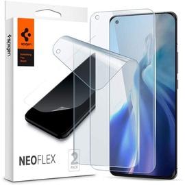 Защитное стекло Spigen Neoflex for Xiaomi Mi 11/11 Ultra