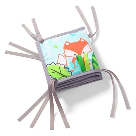 BabyOno Friendly Forest Double Sided Sensory Book