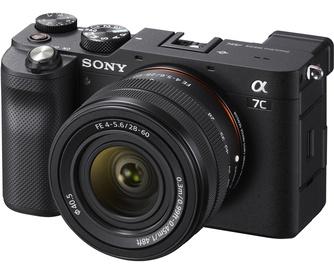 Süsteemne fotoaparaat Sony ILCE-7CL/B