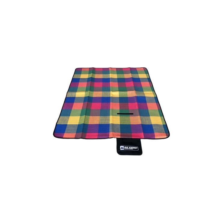 Коврик для кемпинга O.E.Camp 4772013155690, многоцветный, 1500x1300 мм