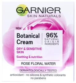 Näokreem Garnier Skin Naturals Moisturizing Rose Cream, 50 ml