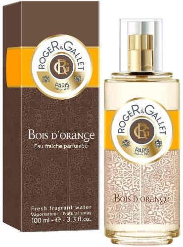 Roger & Gallet Bois D'Orange Eau Fraiche Fresh Fragrant Water Spray 100ml EDF Unisex