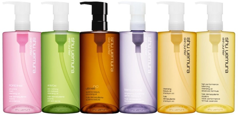 Šampūns Shu Uemura Cleansing Oil Anti-Dandruff Soothing Cleanser, 400 ml