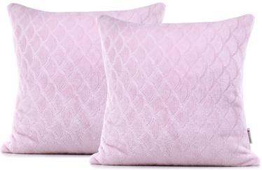 Наволочка DecoKing Sardi, розовый, 450 x 450 мм