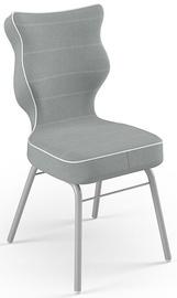 Детский стул Entelo Solo Size 3 JS03, серый, 310 мм x 695 мм