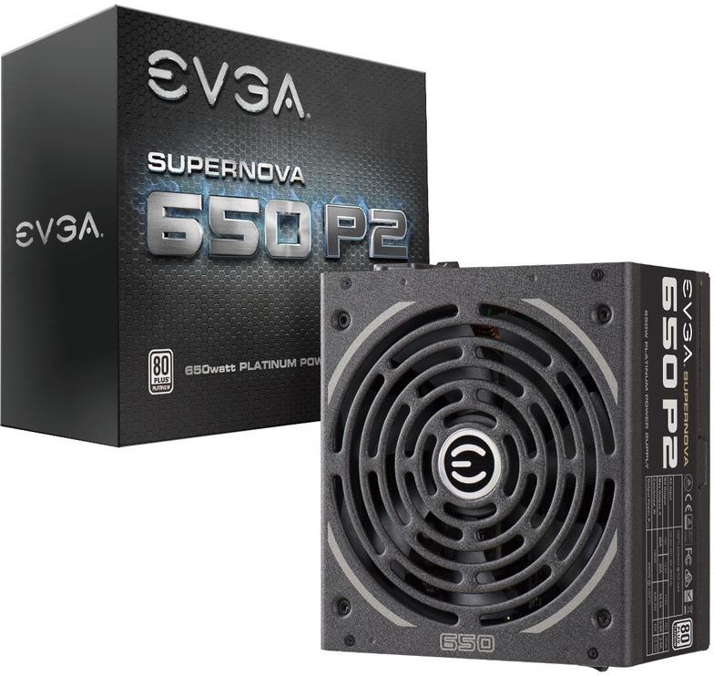EVGA SuperNova P2 650W 220-P2-0650-X2