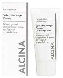 Alcina Self Tanning Cream 50ml