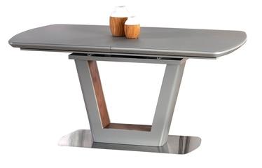 Halmar Bilotti Dining Table Light Grey