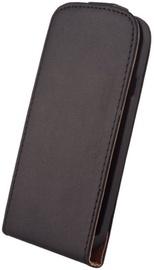 Telone Flexi Real Leather Vertical Slim Flip For Sony Xperia XA Black