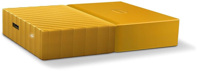 Western Digital 2TB My Passport USB 3.0 Yellow WDBYFT0020BYL-WESN