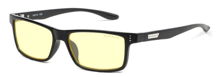 Защитные очки Gunnar Cruz 12 Plus Gaming Glasses Onyx Amber