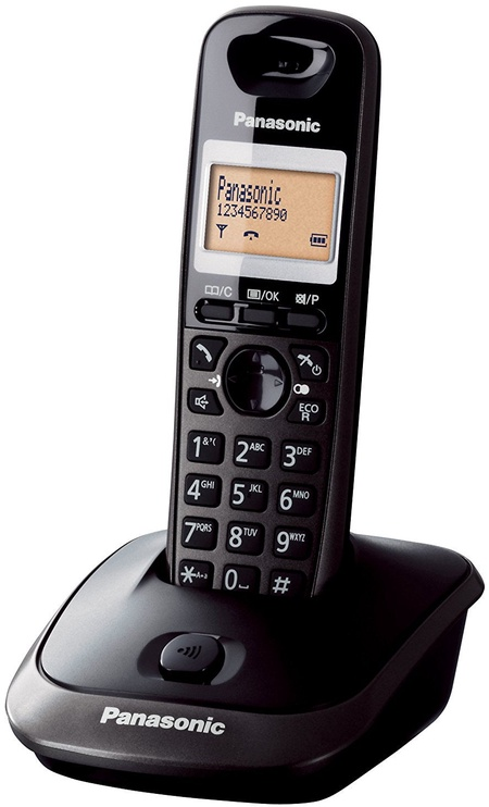 Panasonic KX-TG2511PDT Black