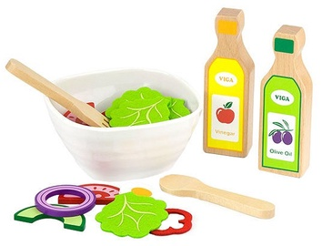 Viga Salad Play Set 51605