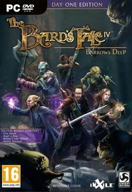 The Bard's Tale IV: Barrows Deep Day One Edition PC