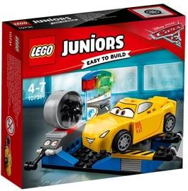 Konstruktor LEGO Juniors Cruz Ramirez Race Simulator 10731