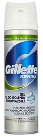 Gillette Series Pure & Sensitive Shaving Gel 200ml