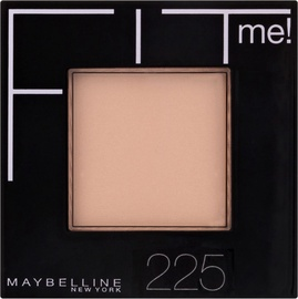 Maybelline Fit Me Pressed Powder 9g 225 Medium Buff