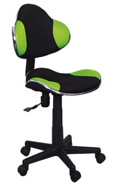 Signal Meble Q-G2 Office Chair Green/Black
