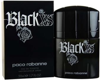 Kvepalai Paco Rabanne Black XS 50ml EDT