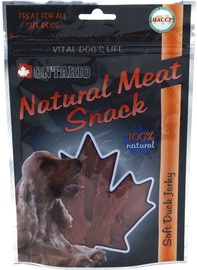 Ontario Dog Soft Duck Jerky 70g
