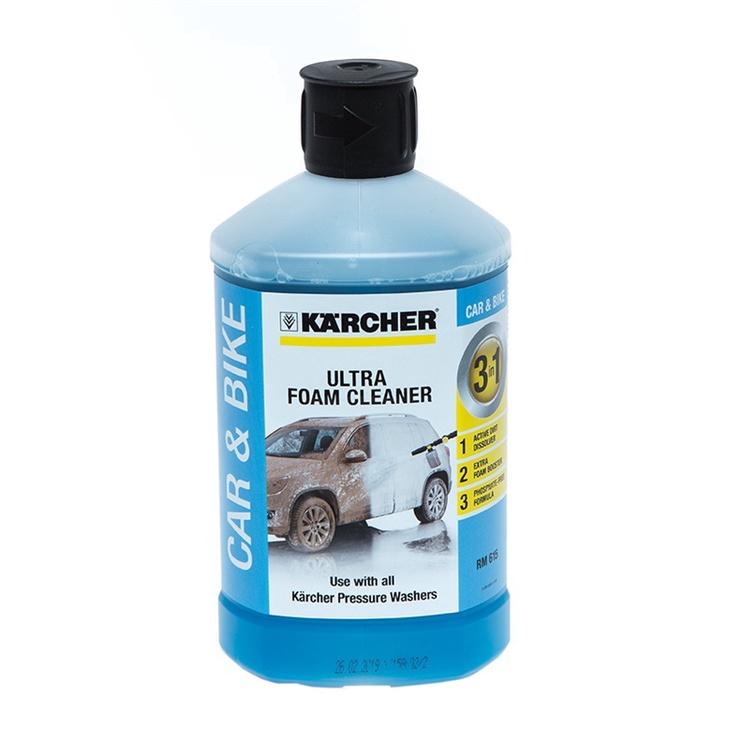Karcher Ultra Foam Cleaner 3 In 1 1L