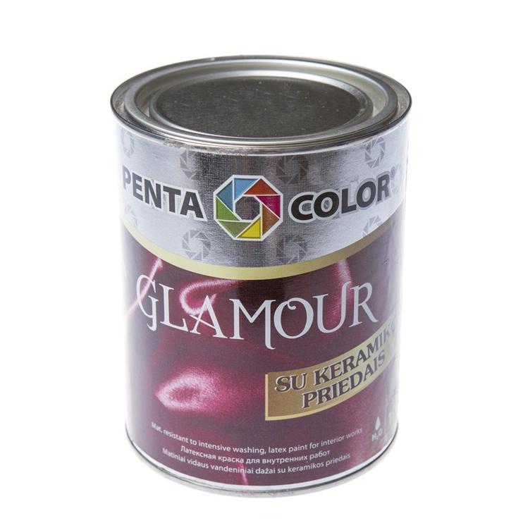 Krāsa Pentacolor glamour clr bāze 1 l