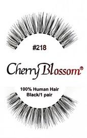 Cherry Blossom 100% Human Hair Eyelashes 218