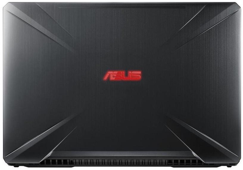Nešiojamas kompiuteris Asus FX Series FX504GE Black FX504GE-E4016T