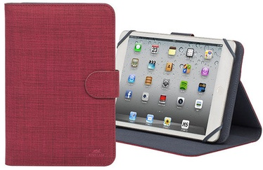 Rivacase Biscayne Tablet Case 8'' Red