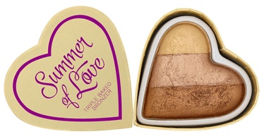 Makeup Revolution London I Love Makeup Summer Of Love Baked Bronzer 10g Hot Summer Of Love