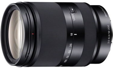 Sony E 18-200/3.5-6.3 OSS Black