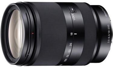 Objektyvas Sony E 18-200/3.5-6.3 OSS Black