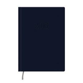Darbo kalendorius, 21 x 28,2 cm, mėlynas
