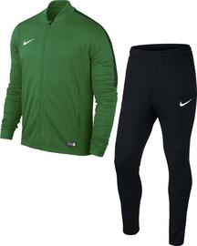 Nike Academy 16 Knit Junior Tracksuit Green Black XS