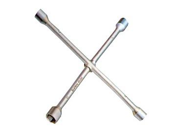 Kryžminis raktas, 17 x 19 x 21 x 22 mm