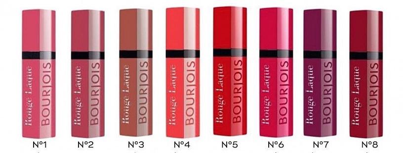BOURJOIS Paris Rouge Laque Liquid Lipstick 6ml 06