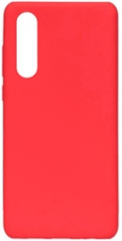 Evelatus Soft Back Case For Huawei P30 Red