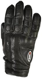 Перчатки Shiro Pista SH-06, черный, XS