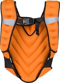 inSPORTline Klaper Weighted Vest 5kg Orange
