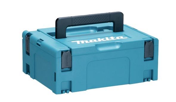 Коробка Makita Tool Box 395x295x163mm Blue