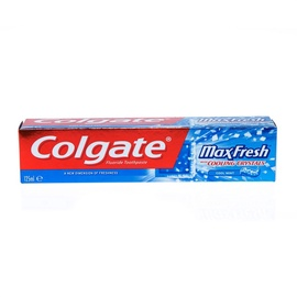 HAMBAPASTA COLGATE MAX FRESH MINT 125ML