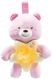 Chicco First Dreams Goodnight Bear Pink